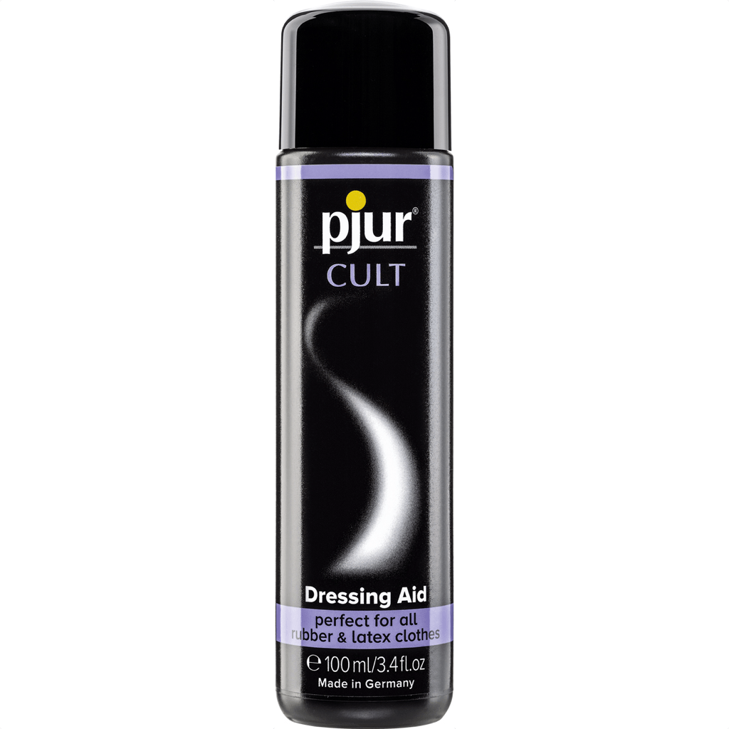 CULT Dressing Aid + Conditioner for Rubber + Latex by Pjur - rolik
