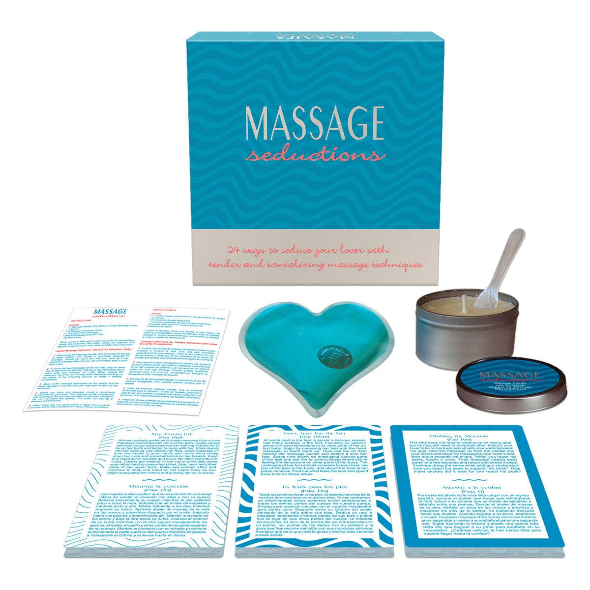 Massage Seductions by Kheper Games - rolik
