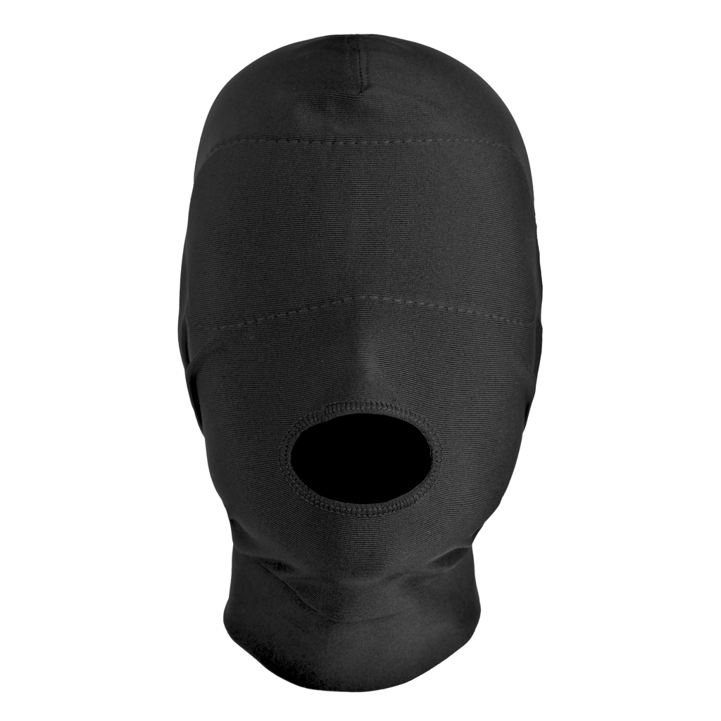 Spandex Hood W/ Padded Eyes and Open Mouth by XR Brands - rolik