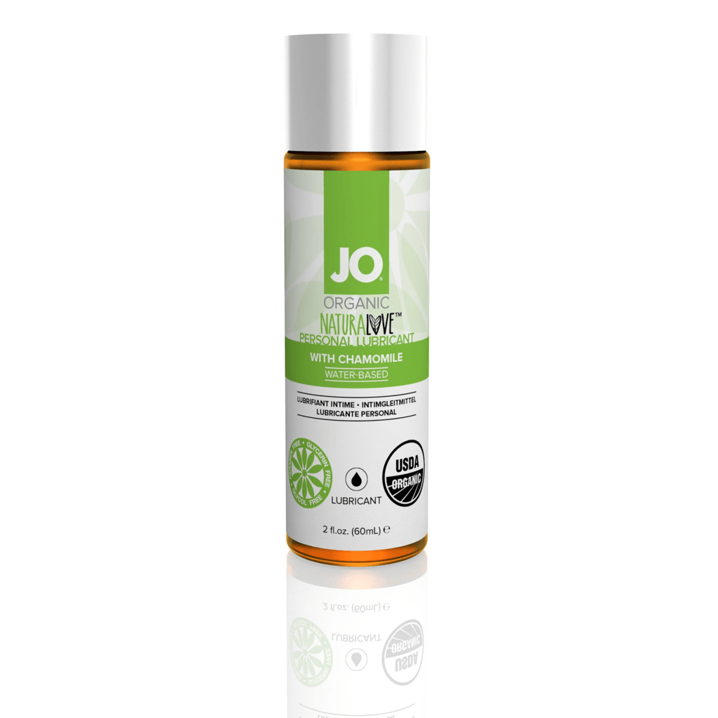 Naturalove USDA Organic Lubricants by JO - rolik