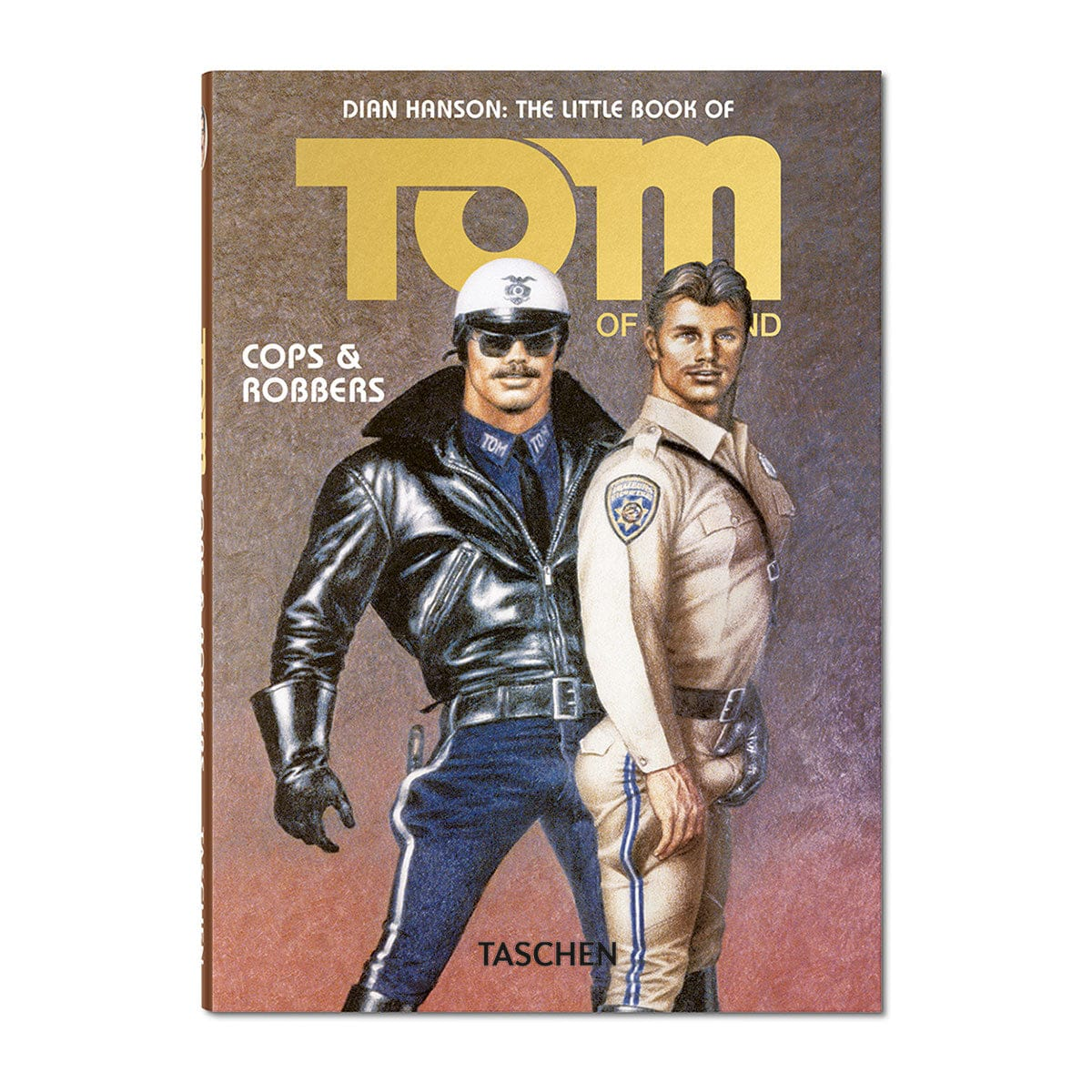 The Little Book of Tom of Finland: Cops + Robbers by Taschen - rolik