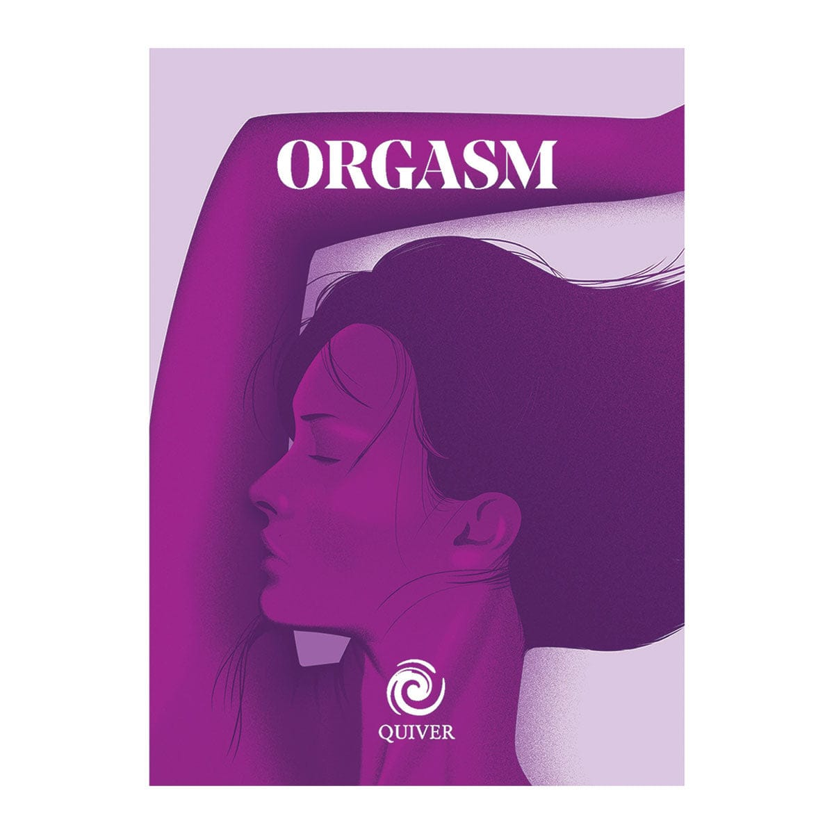 Orgasm Mini Book by Quiver - rolik