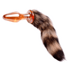 Fox Tail Anal Plug by XR Brands - rolik