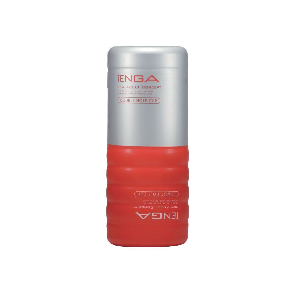 Double Hole Cup by Tenga - rolik