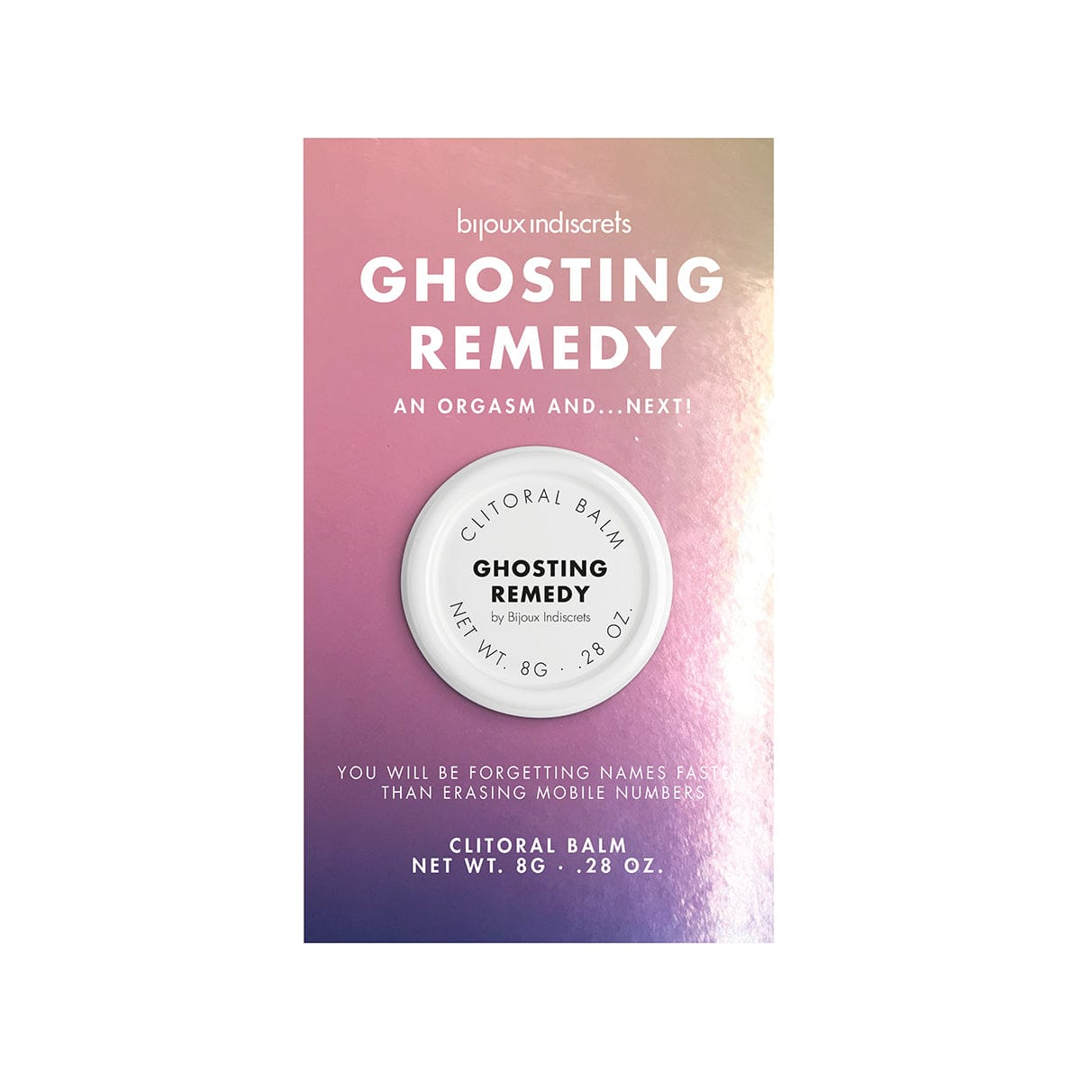 Bijoux Indiscrets Clitherapy Ghosting Remedy Clitoral Balm - Rolik®