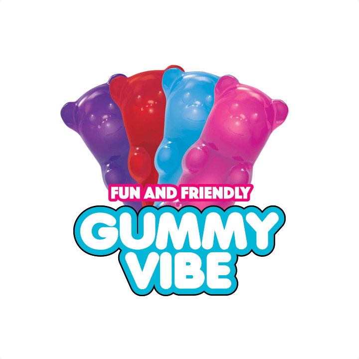 Gummy Vibe® by Rock Candy Toys - rolik