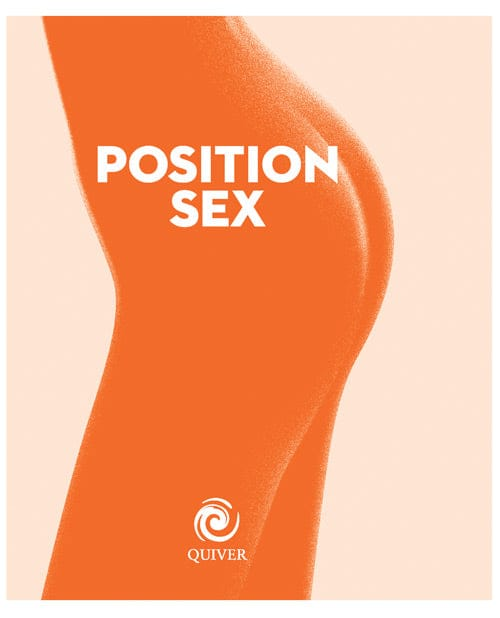 Position Sex Mini Book by Quiver - rolik