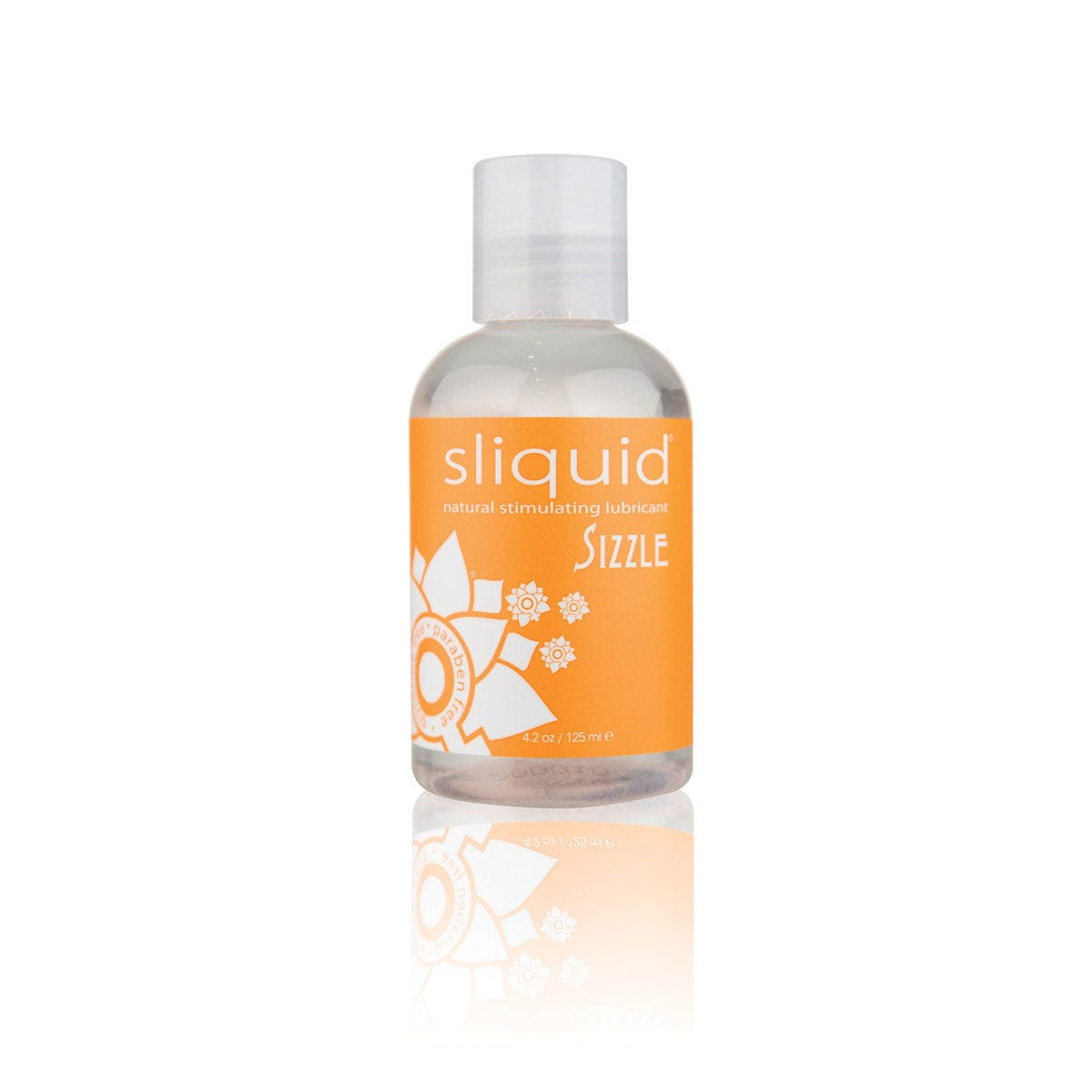 Sizzle Water-Based Lube by Sliquid - rolik