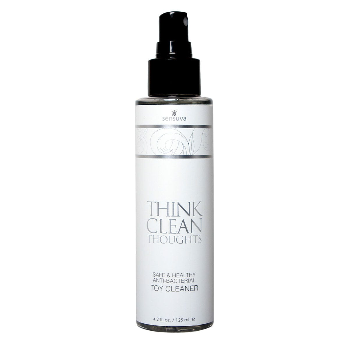 Think Clean Thoughts Toy Cleaner by Sensuva - rolik