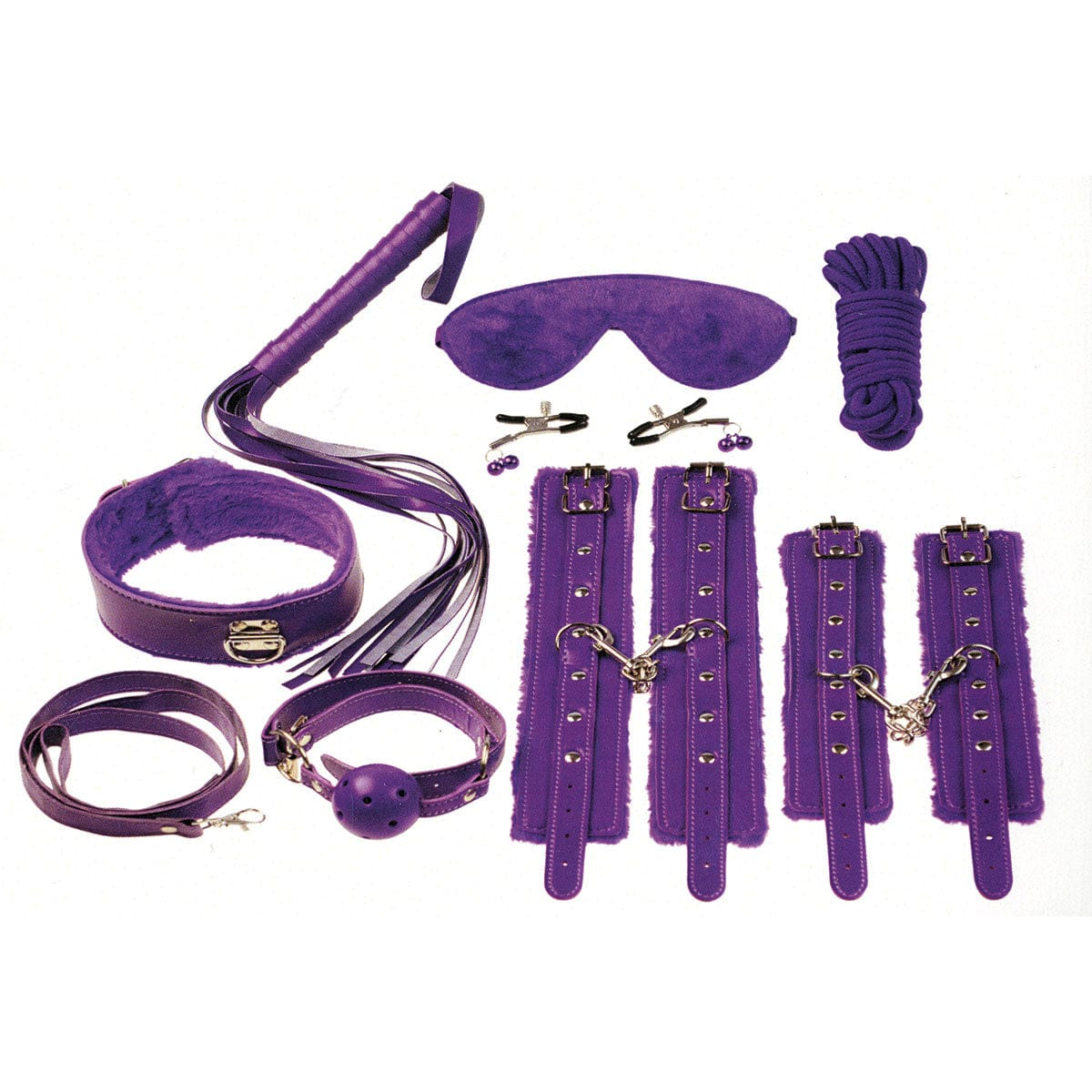 Everything Bondage Kit by Plesur Company - rolik