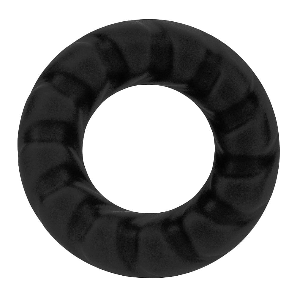 "Forto F-25 0.9""/23mm Silicone C-Ring Black - Rolik®"