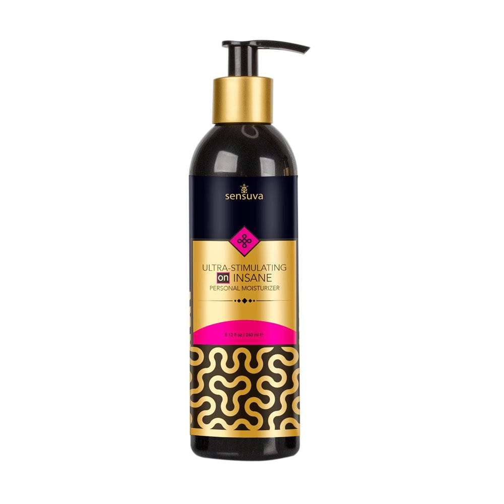 Ultra-Stimulating on Insane Personal Moisturizer Unscented by Sensuva - rolik