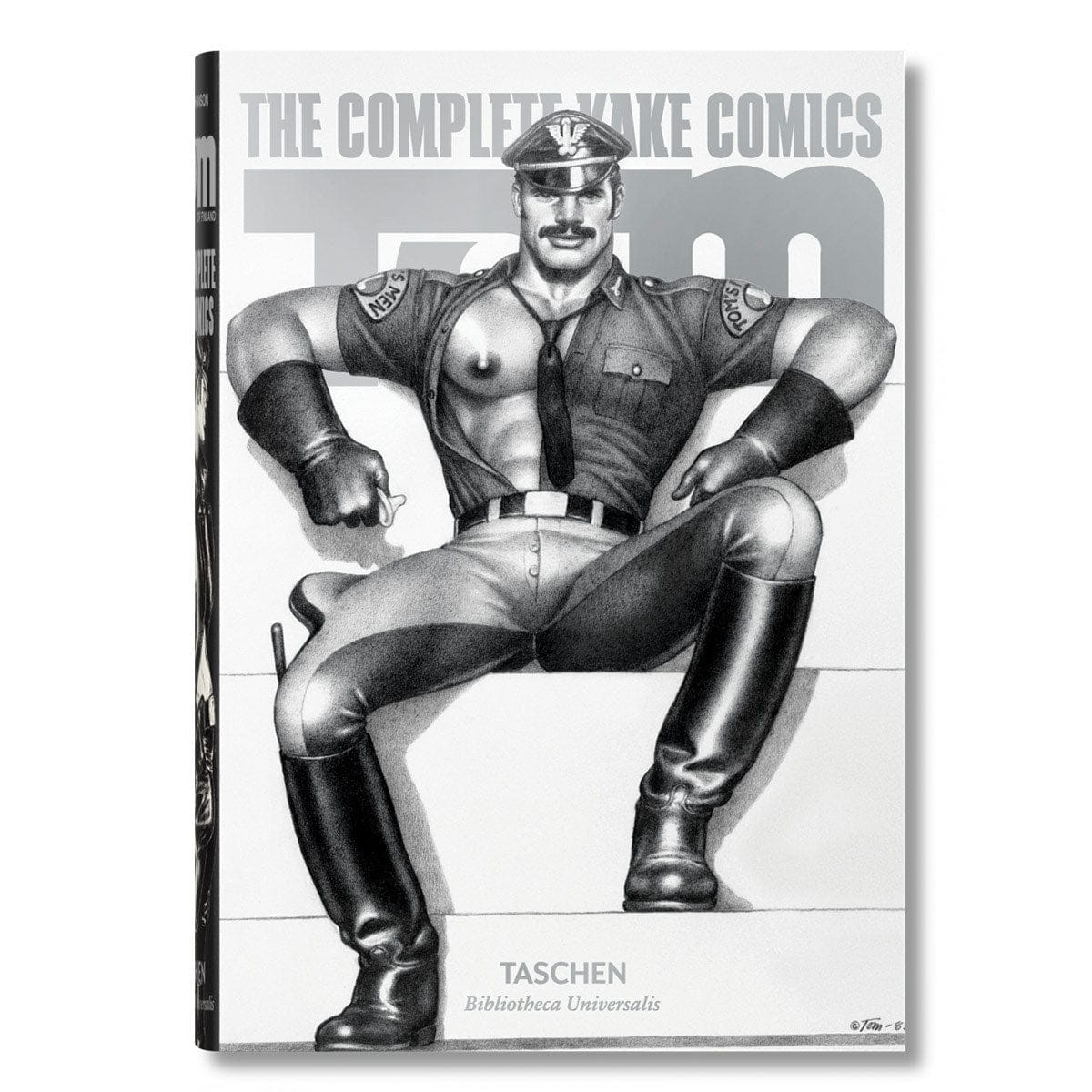 Tom of Finland: The Complete Kake Comics by Taschen - rolik