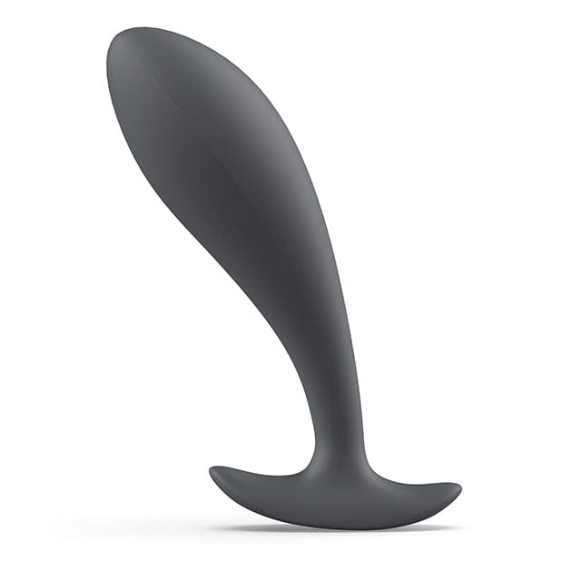 B Swish Bfilled Basic Prostate Plug Slate Grey - Rolik®