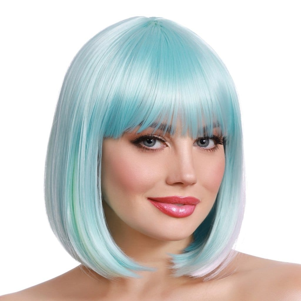 Dreamgirl® Hidden Rainbow Bob Wig - Rolik®