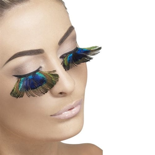 Fever Collection Peacock Eyelashes - Rolik®