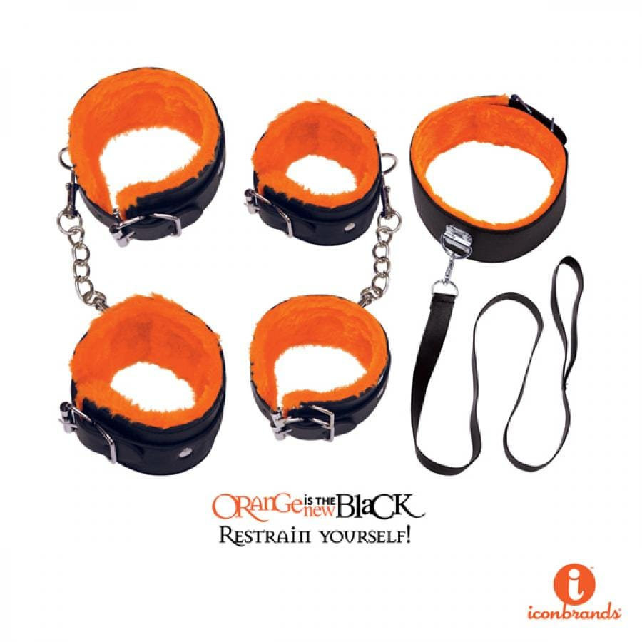 Icon Brands Orange in the New Black Kit #1 Restrain Yourself - Rolik®