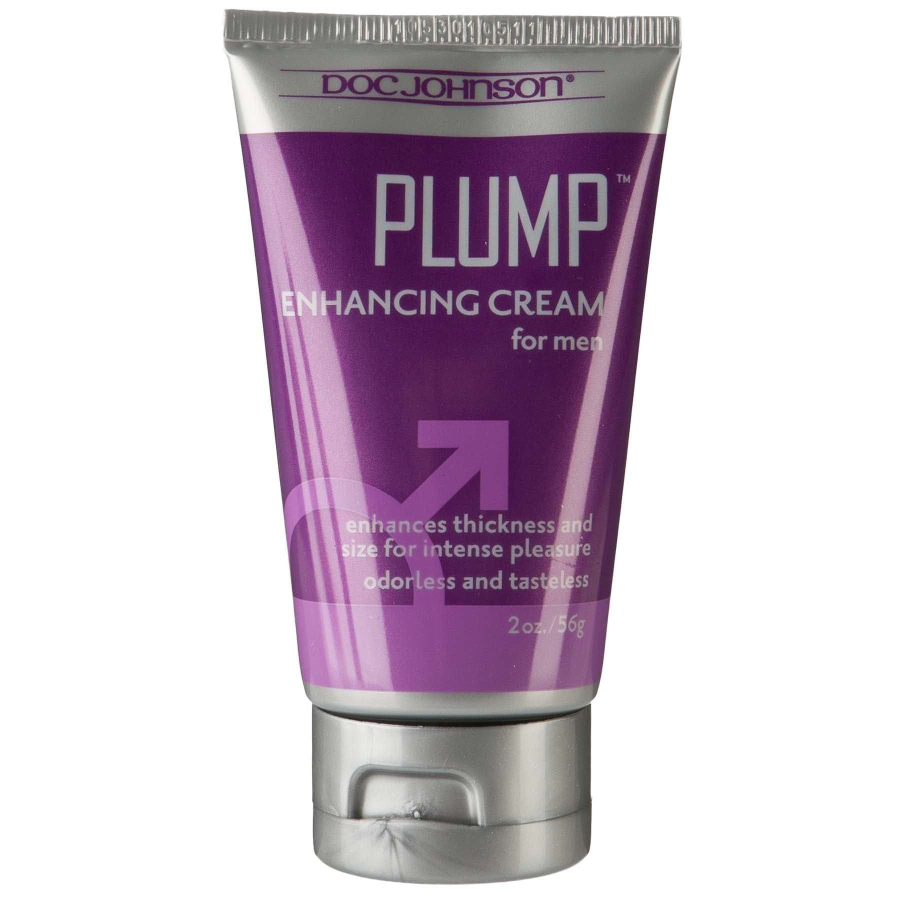 Plump Enhancement Cream by Doc Johnson - rolik