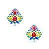 Pride Tribe Crystal Jewel Nipztix Pasties - Rolik