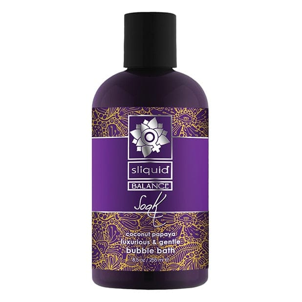 Sliquid® Balance Soak Coconut Papaya Bubble Bath - Rolik®