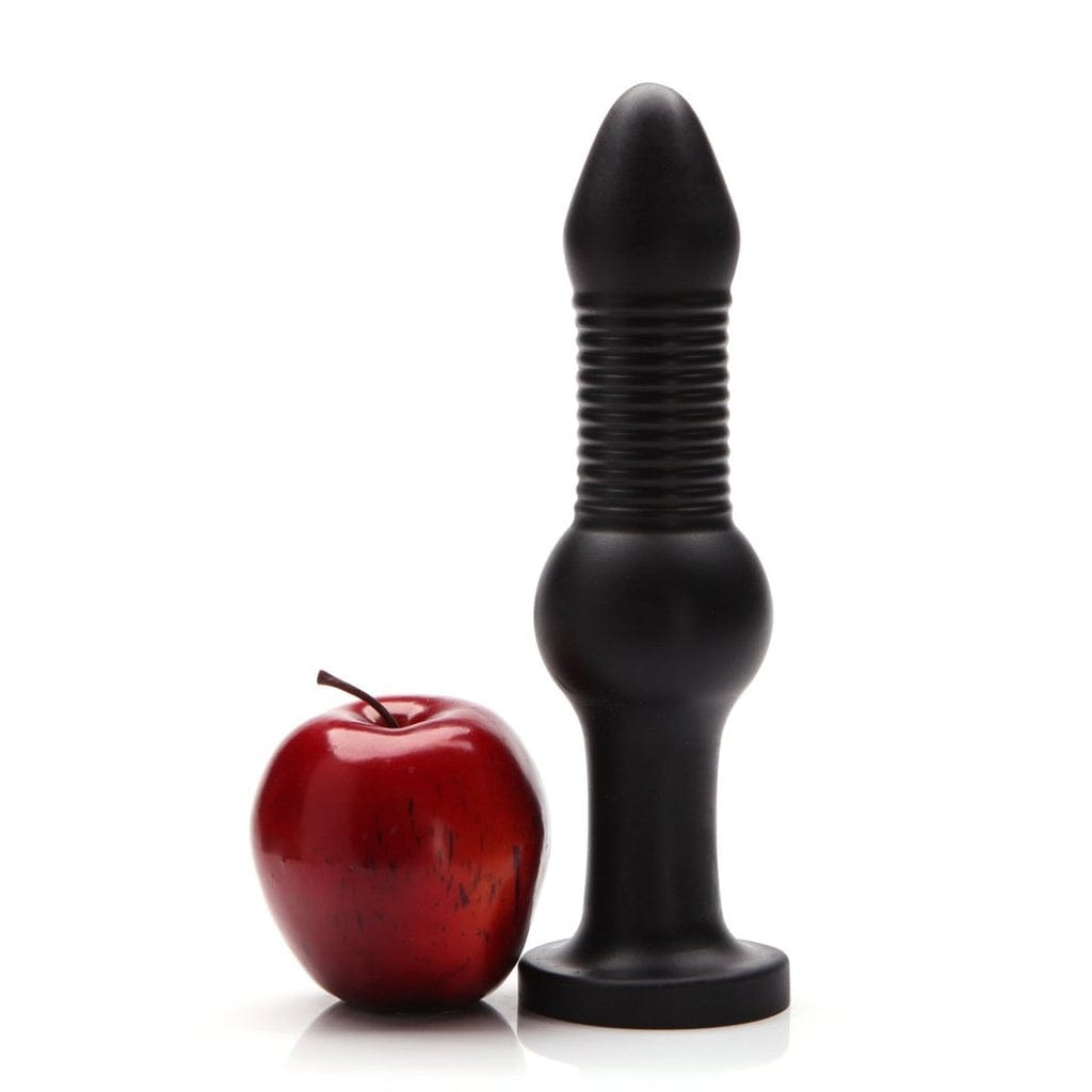 Tantus Fido XL Anal Plug Black w Apple - Rolik