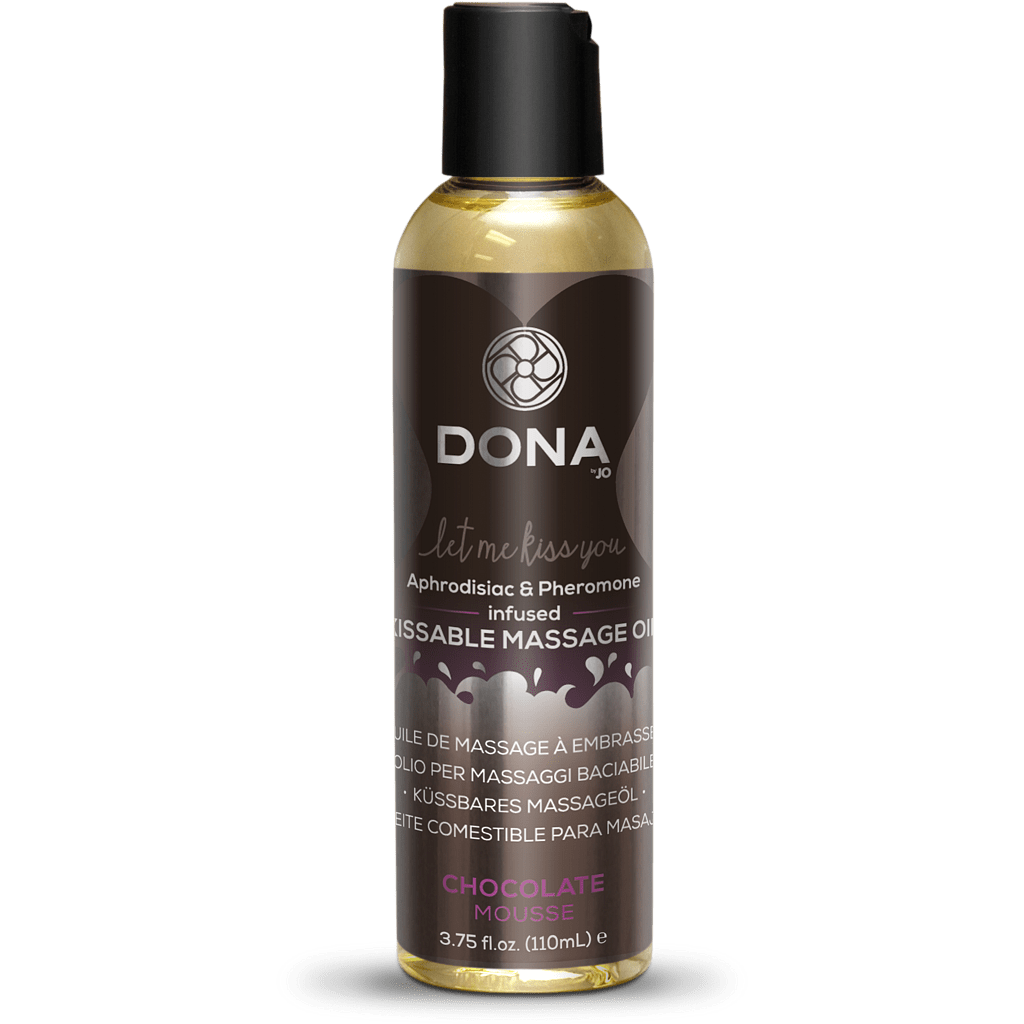 DONA Kissable Massage Oils by JO - rolik