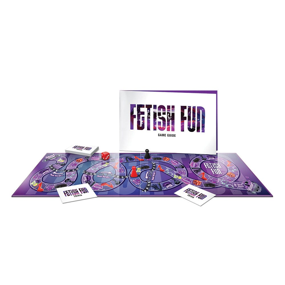 Fetish Fun Game by Creative Conceptions - rolik