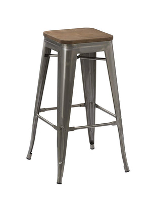 Astounding Kitchen Dining Tagged Industrial Stackable Tabouret Squirreltailoven Fun Painted Chair Ideas Images Squirreltailovenorg