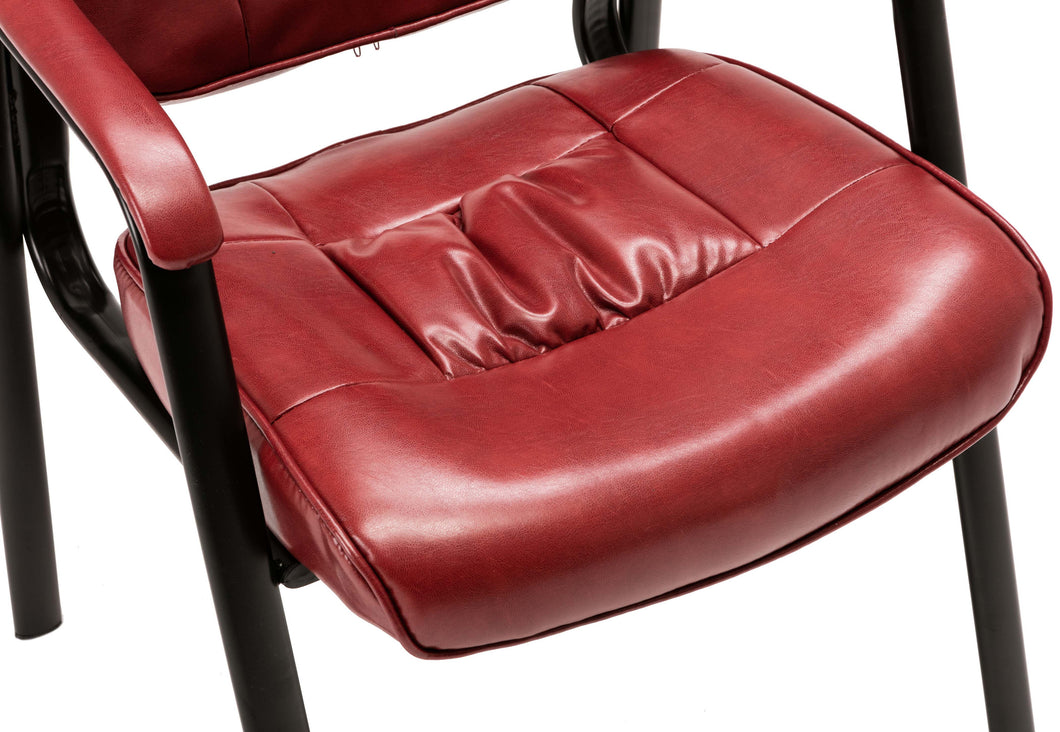 btexpert leather executive office chair waiting guest conferance