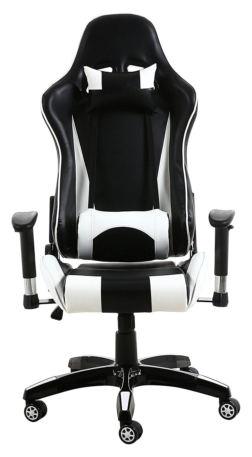 Executive Leather High Back Office Gaming Chair