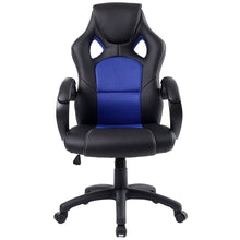 Executive Leather Tall Office Gaming Chair