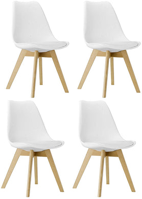 Enjoyable Kitchen Dining Tagged White Dining Chairs Set Of 4 Andrewgaddart Wooden Chair Designs For Living Room Andrewgaddartcom