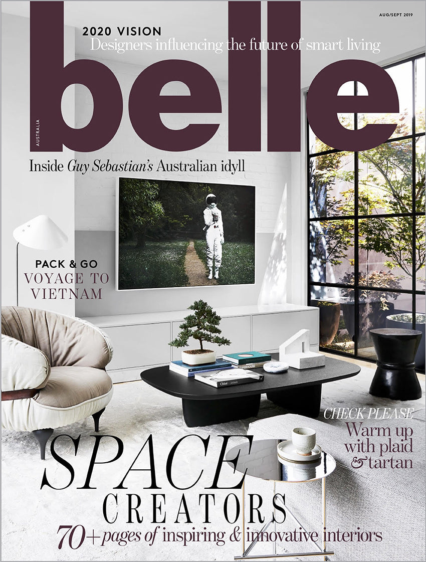Bragg & Co. featured in Belle August / Septmeber 2019
