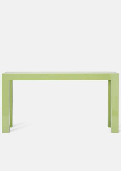 High Lacquer Charles Console - Small 150