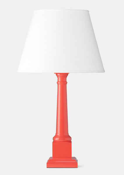 Coral - Sybil Lamp Base