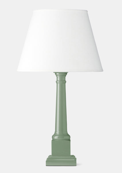 Green - Sybil Lamp Base