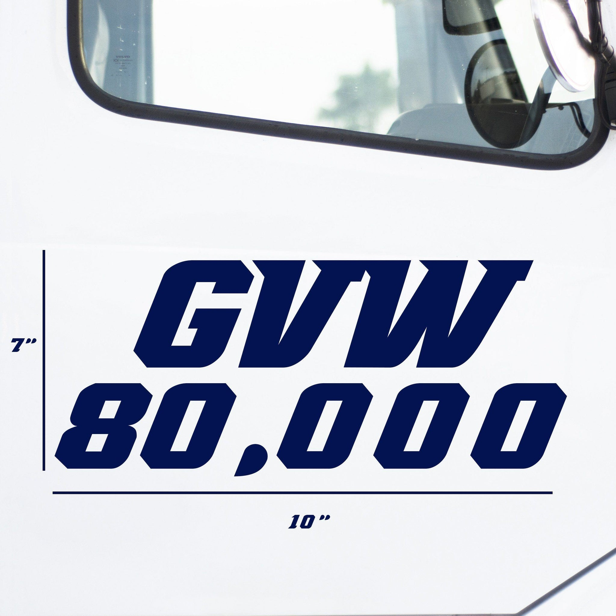 Gross Vehicle Weight (GVW) and Gross Vehicle Weight Rating (GVWR)