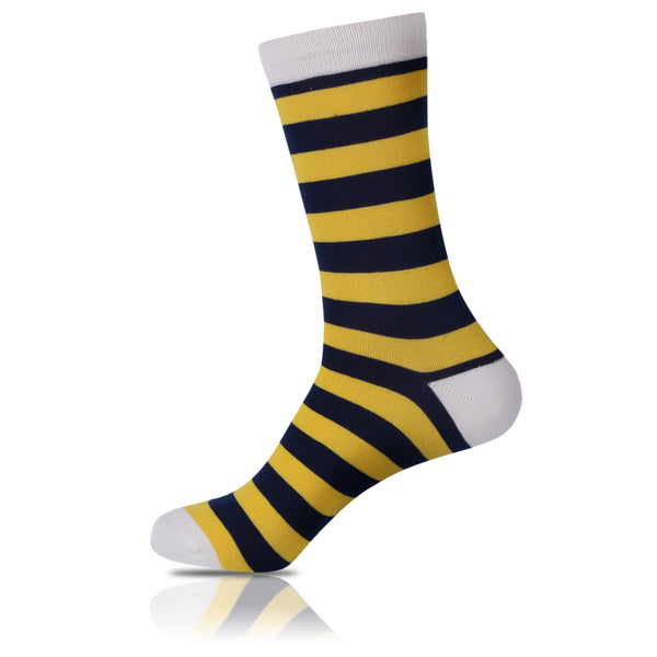 Bumblebee // Striped Socks - Zockz