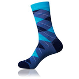 Blues // Argyle Socks - Zockz