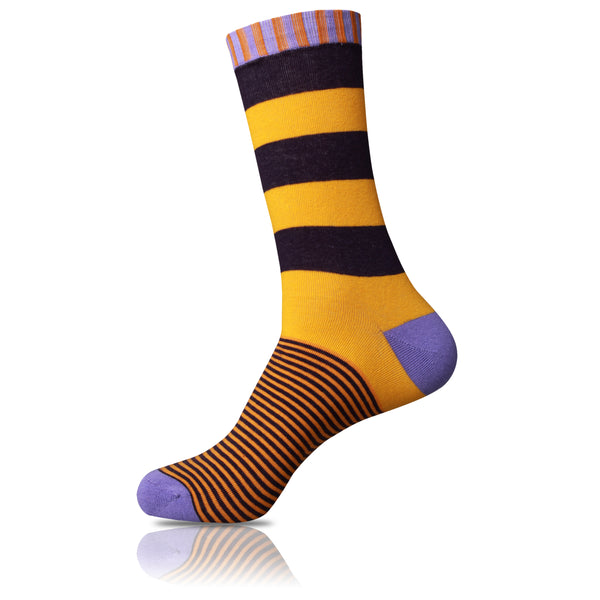 Honey // Striped Socks - Zockz