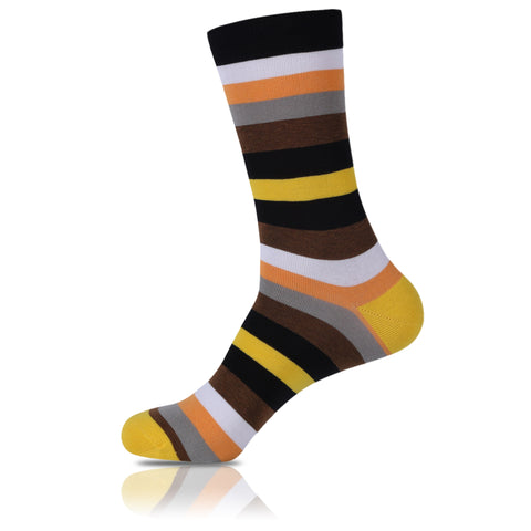 Lava // Striped Socks - Zockz