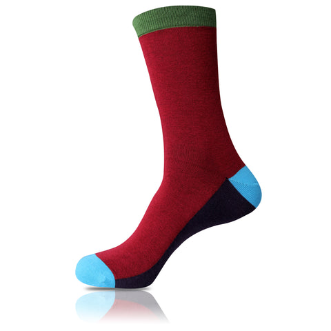 Jingle Zock // Patterned Socks - Zockz