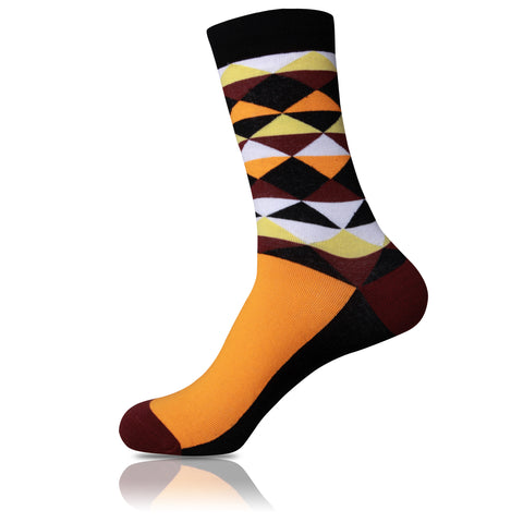 Scar // Patterned Socks - Zockz