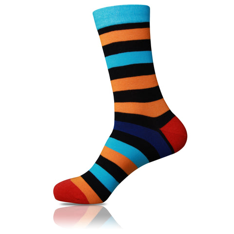 The Original // Striped Socks - Zockz
