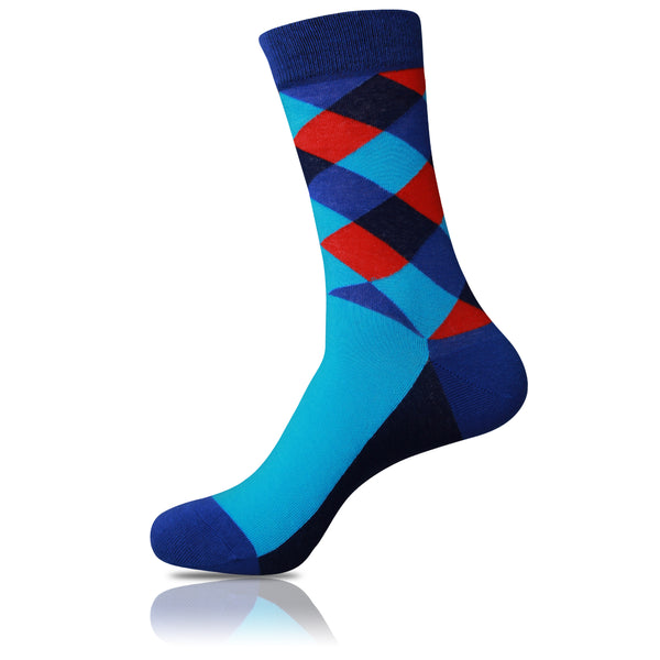 Icy Hot // Patterned Socks - Zockz