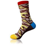 Crikey // Patterned Socks - Zockz