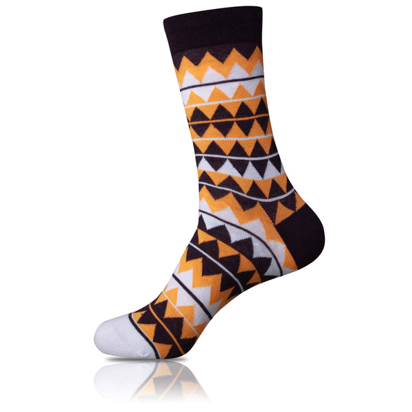 Digeridoo // Patterned Socks - Zockz