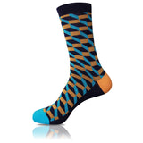 Rani // Patterned Socks - Zockz