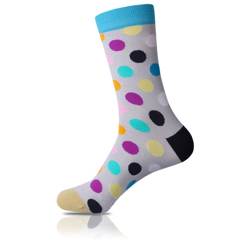 Bunties // Polka Dot Socks - Zockz