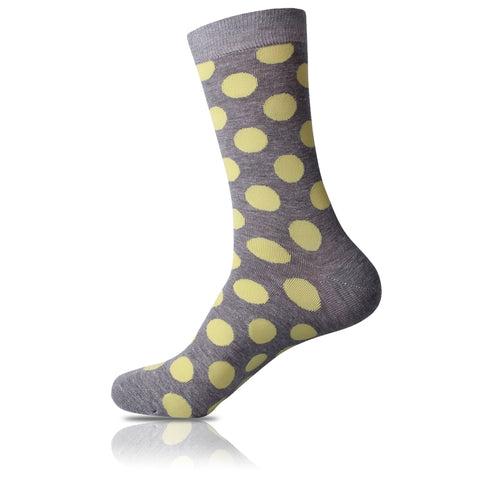 Spotlight // Polka Dot Socks - Zockz